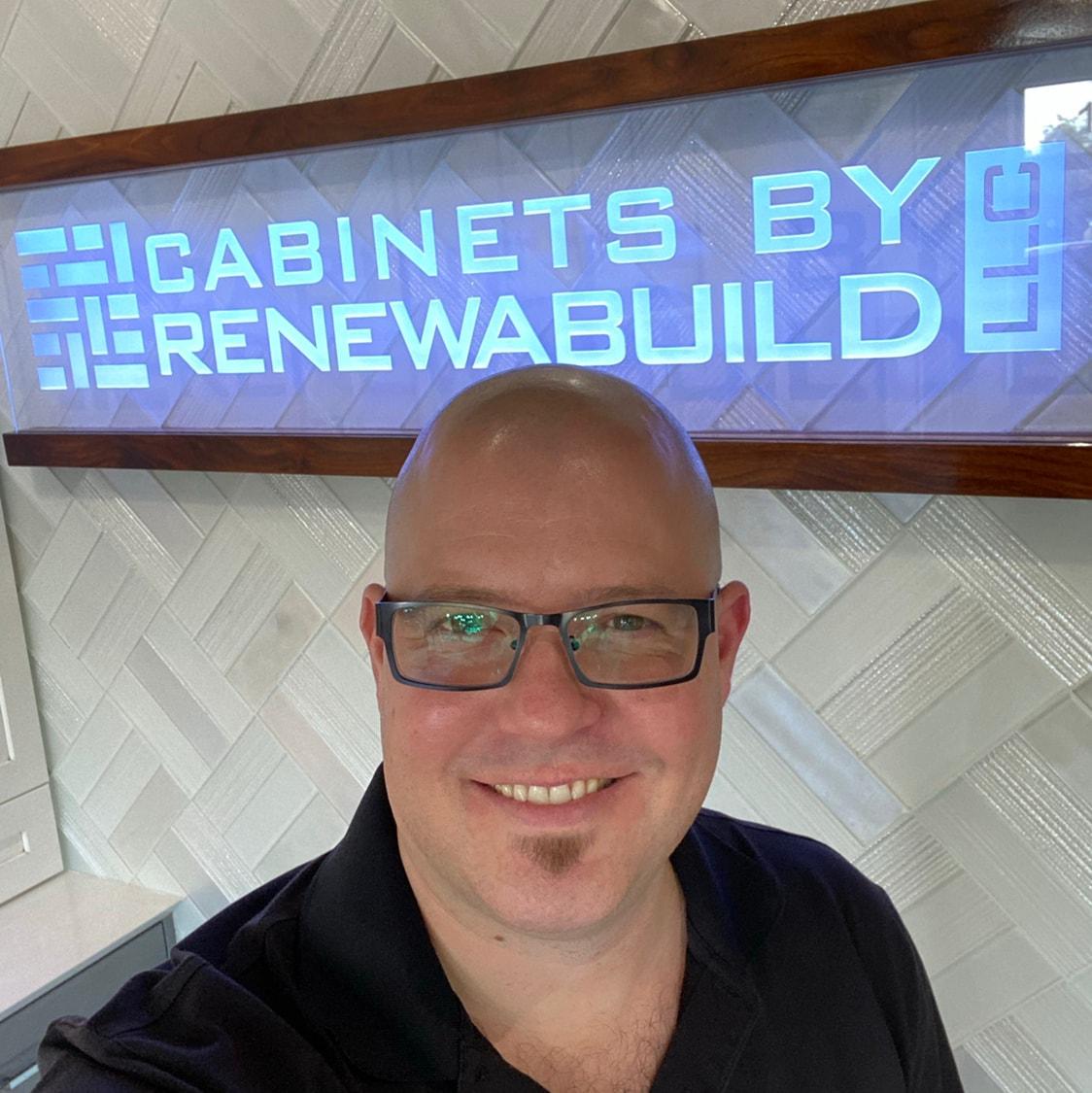 Cabinets by RenewaBuild logo