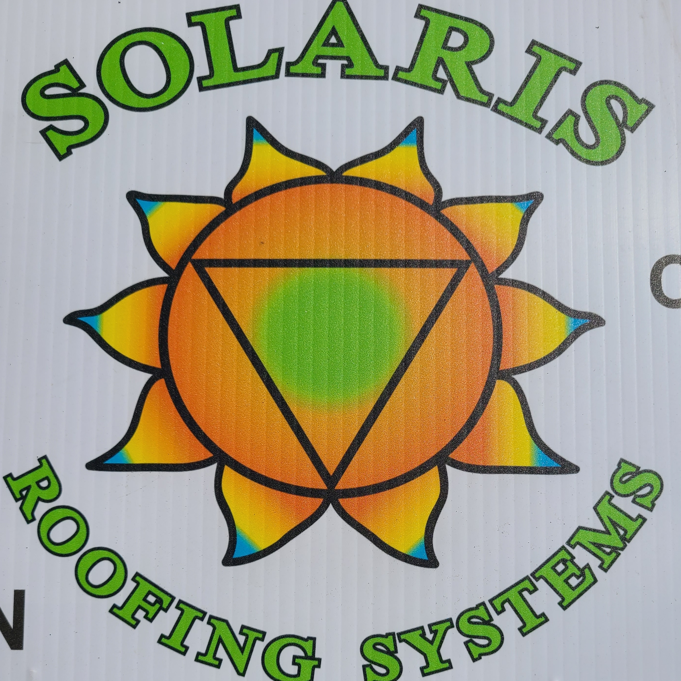 Solaris Roofing Systems logo