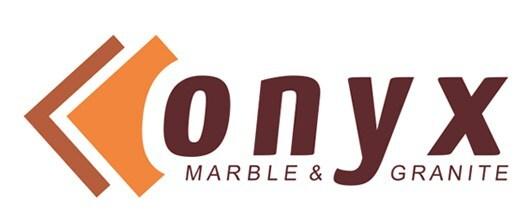 ONYX MARBLE & GRANITE logo