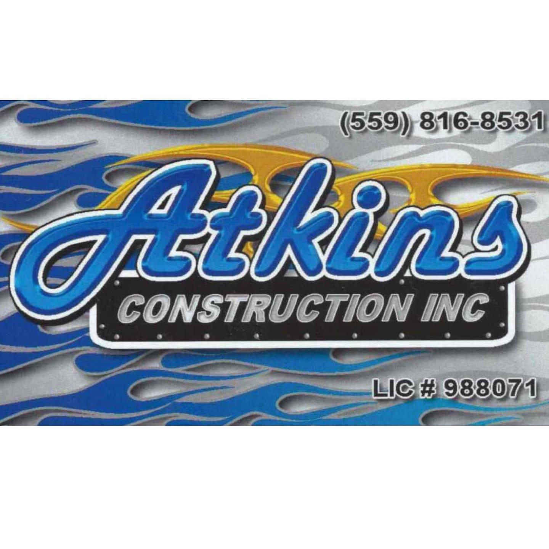Atkins Construction Inc logo