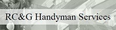 RC&G Handyman Services logo