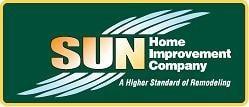 Sun Home Improvement logo