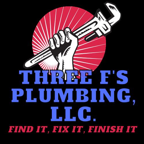 Three F's Plumbing LLC logo