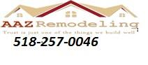 AAZ REMODELING logo