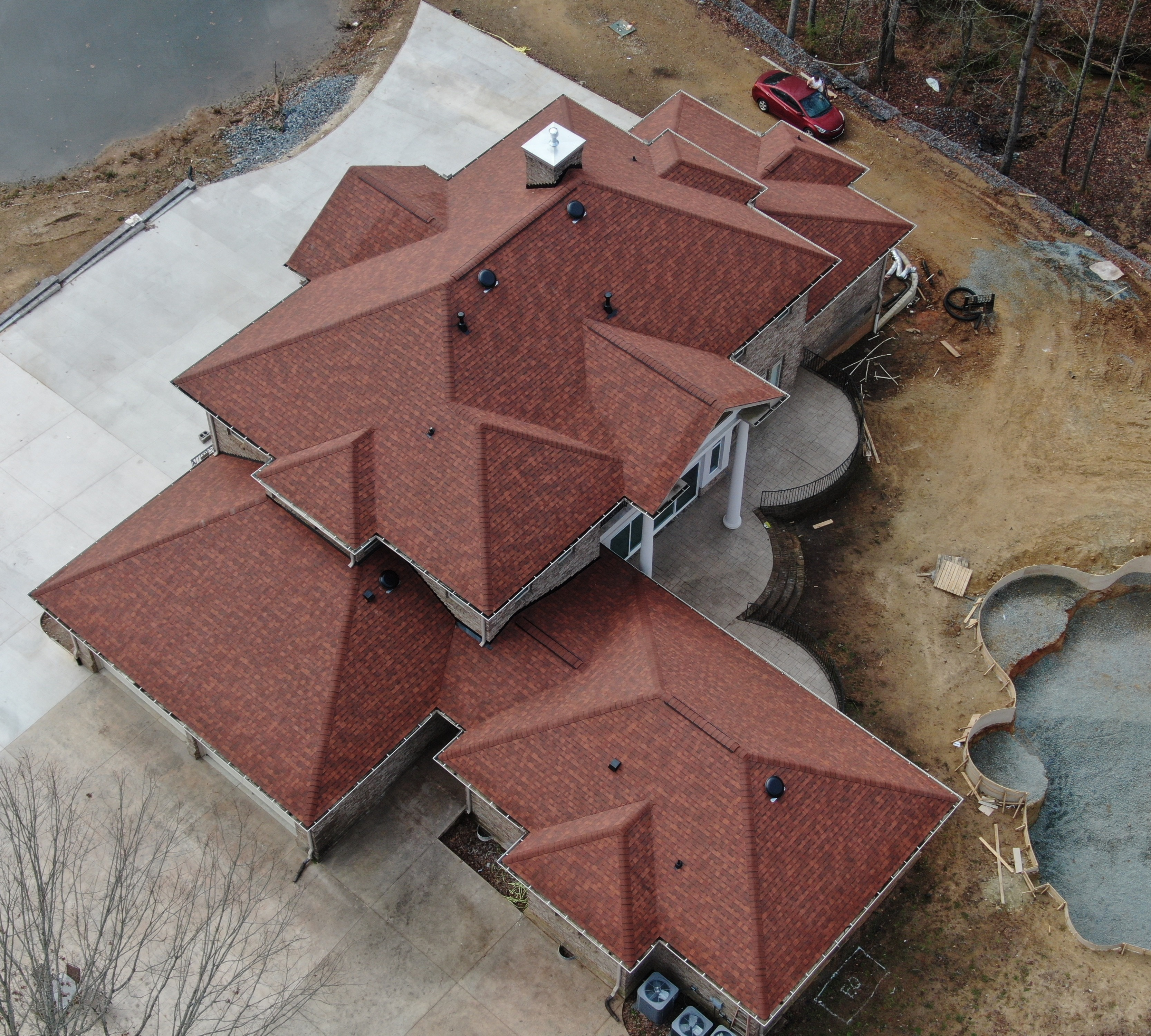 Roof Replacement in Matthews, NC
