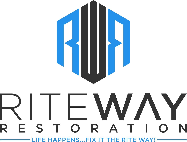 Rite Way Restoration logo
