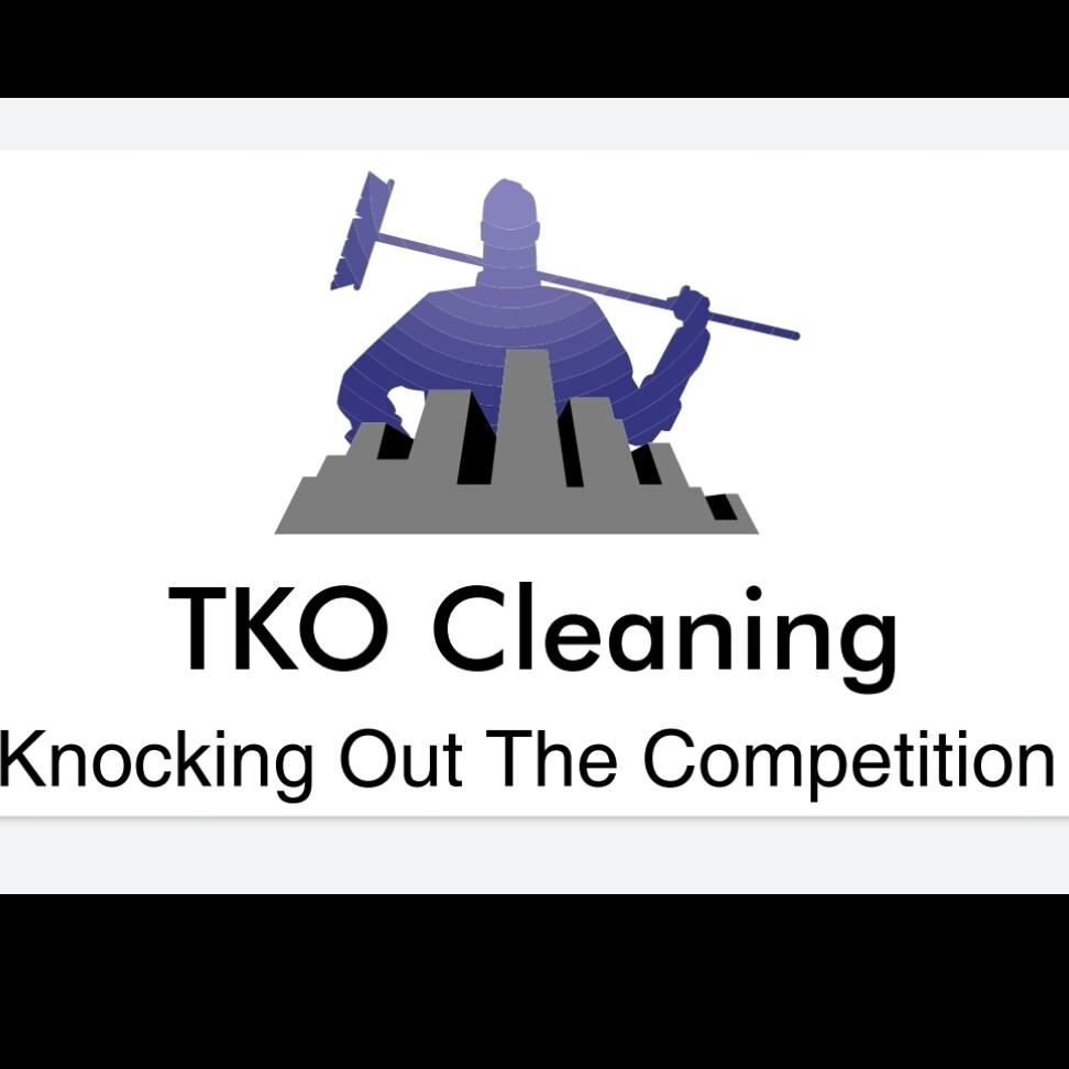 TKO Cleaning logo