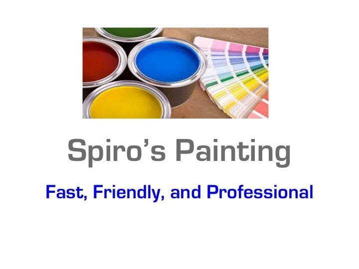 Spiros Painting logo