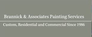 Brannick and Associates Painting Services logo