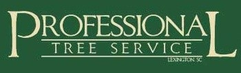 PROFESSIONAL TREE SERVICE logo