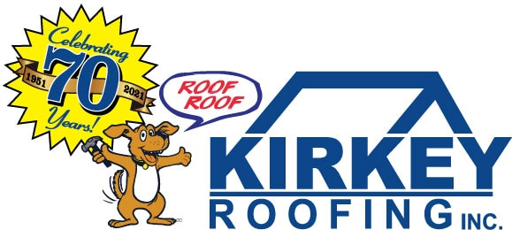Kirkey Roofing Inc logo