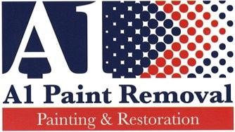 A1 Paint Removal Painting and Restoration logo