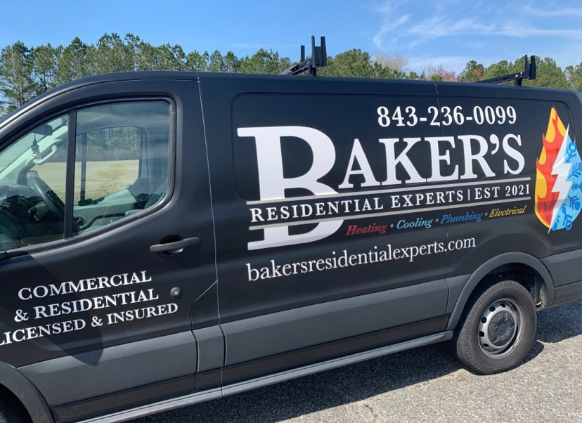 Bakers Residential Experts logo