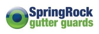 SpringRock Gutters logo