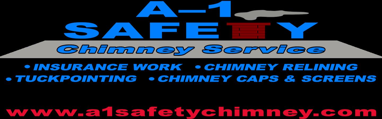 A-1 Safety Chimney Service, Inc. logo
