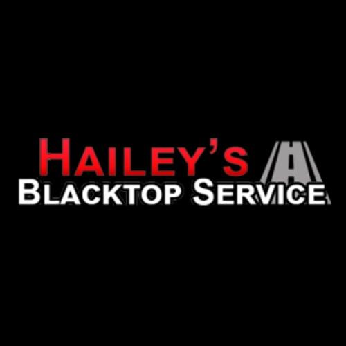 Hailey's Blacktop Service logo