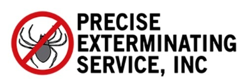 Precise Exterminating Service and Wildlife logo