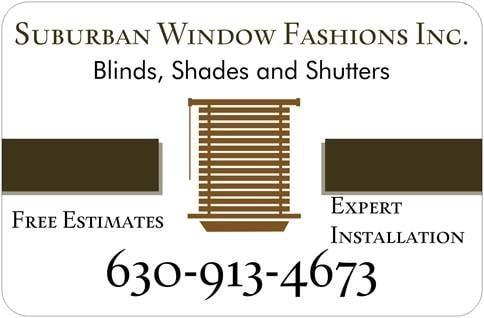 Suburban Window Fashions Inc logo