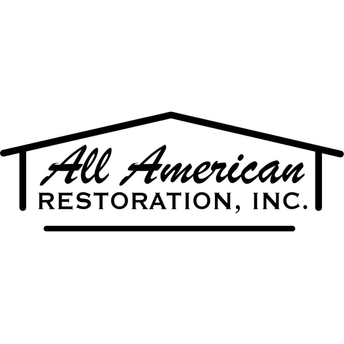 All-American Restoration Inc logo