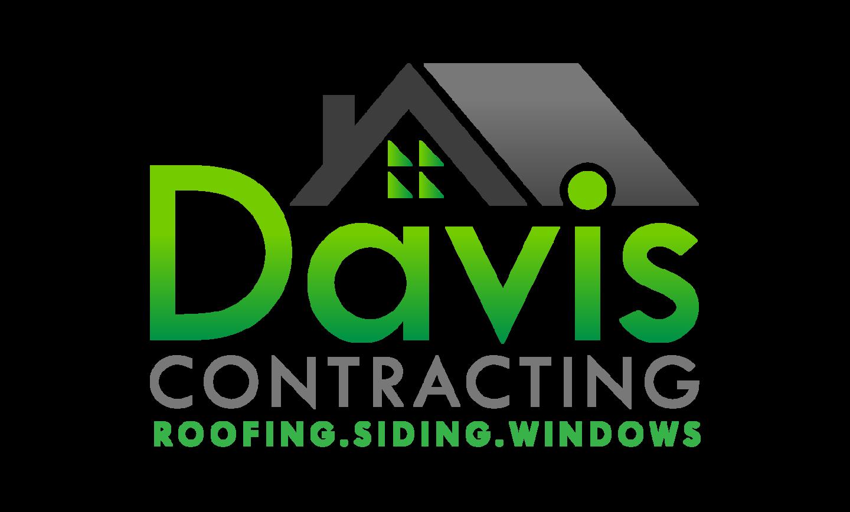 Davis Contracting logo