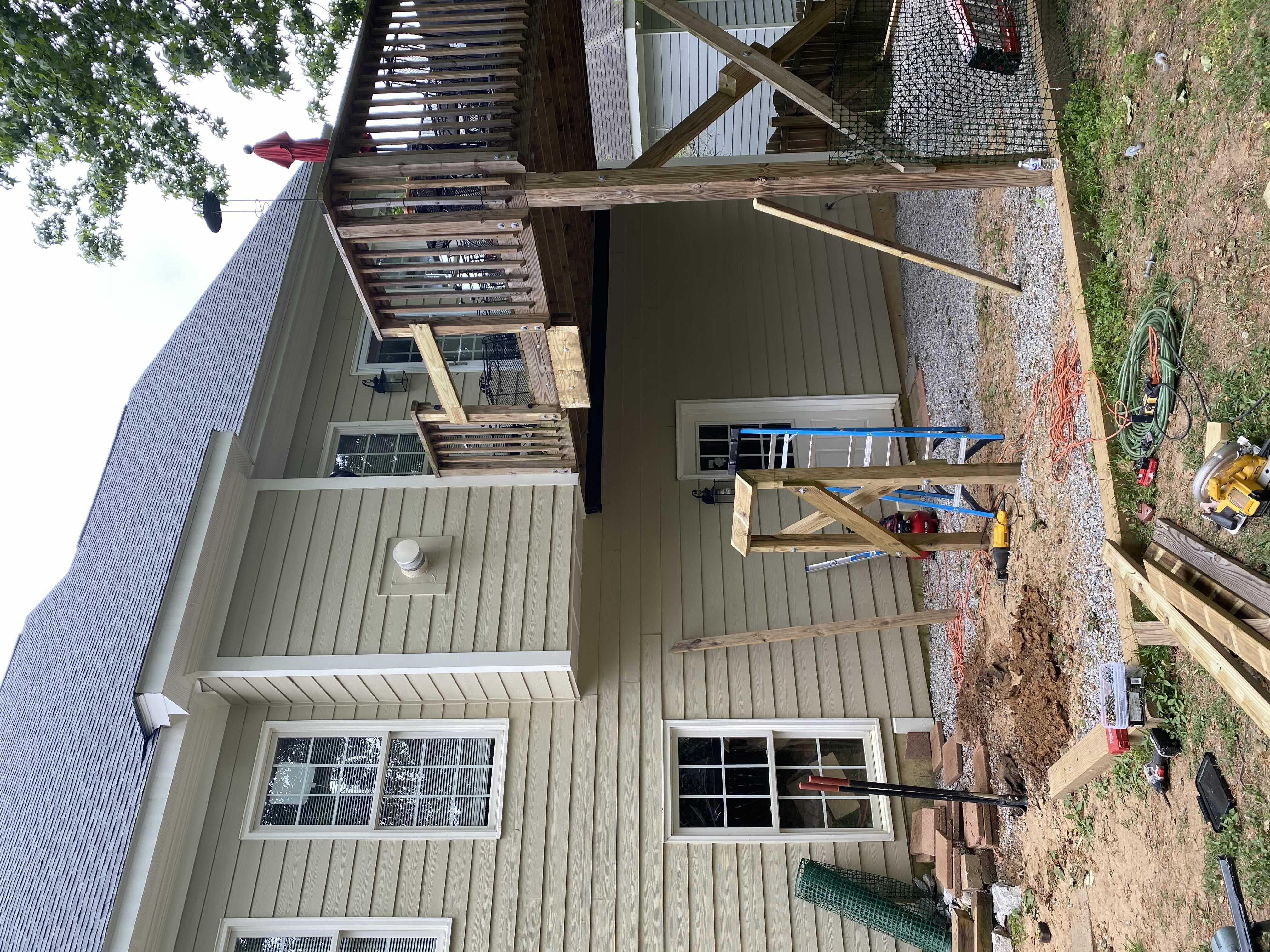 Decks & Porches Project