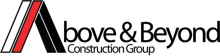 Above & Beyond Construction logo