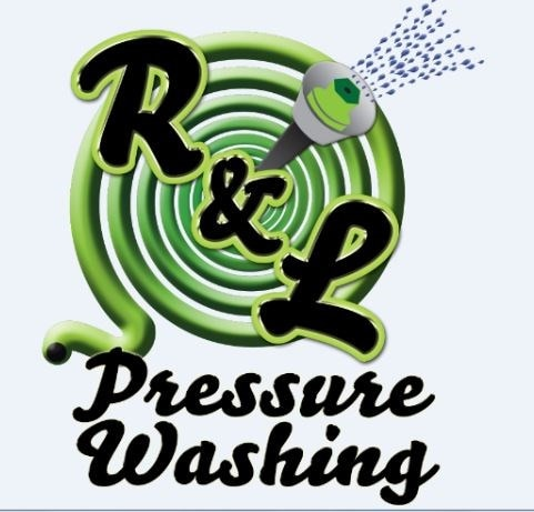 R&L Pressure Washing logo