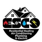 ESCO Heating, AC, Plumbing & Electric logo
