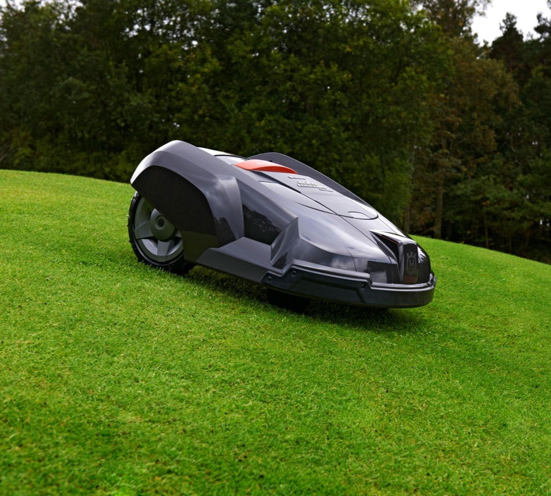 Robotic Mowing