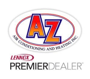 AZ Air Conditioning and Heating logo