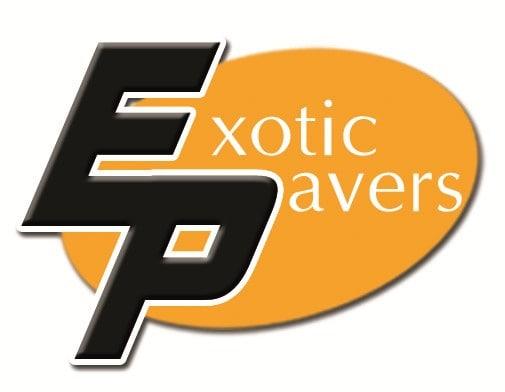 Exotic Pavers logo