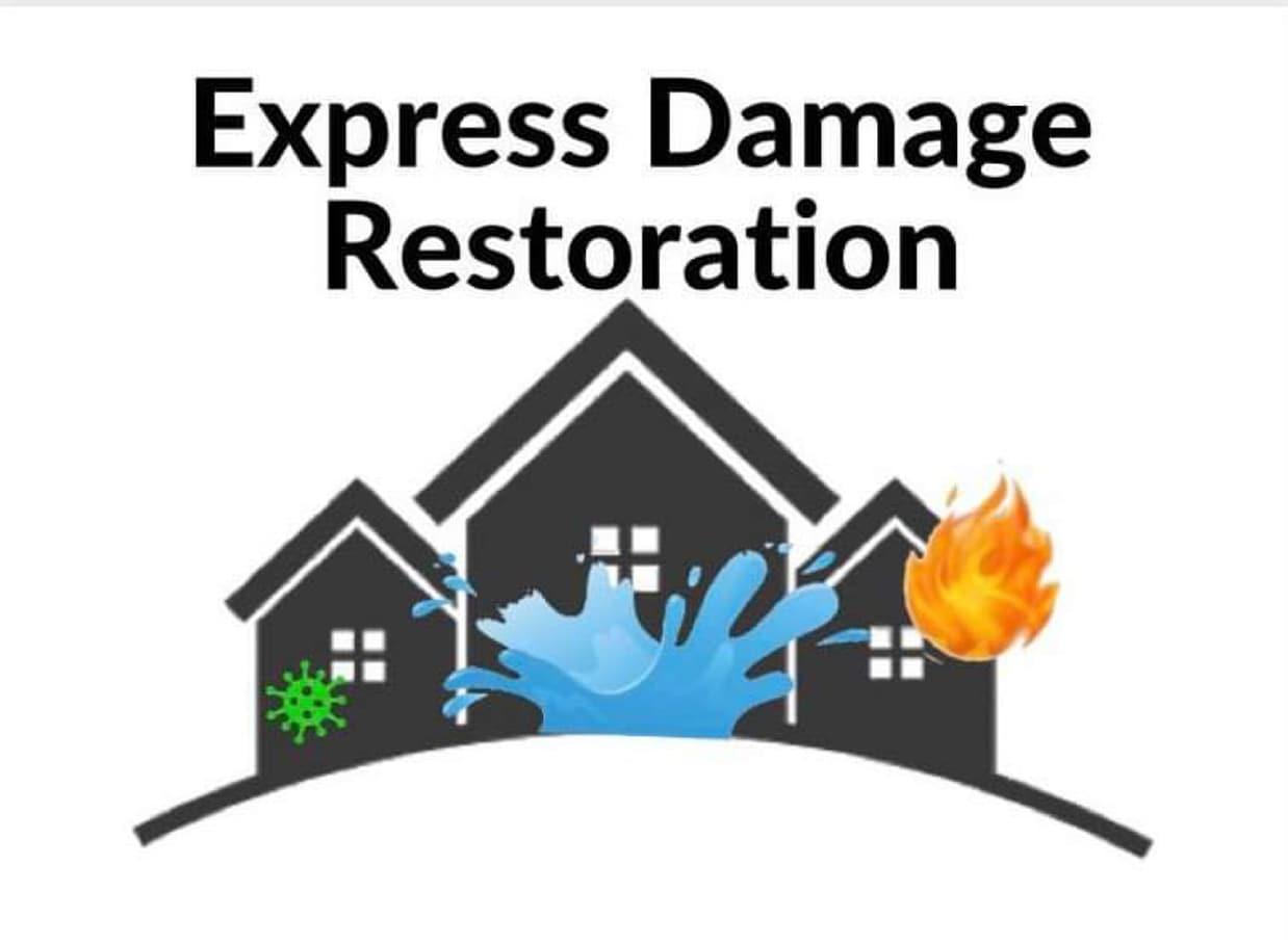 Express Damage Restoration Of Ky  logo