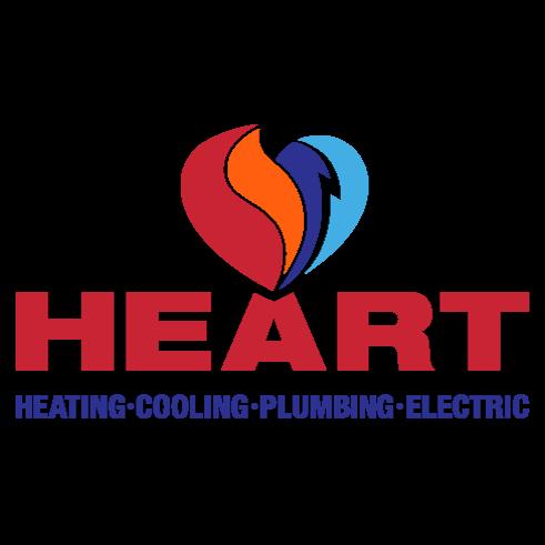 Heart Heating, Cooling, Plumbing & Electric logo