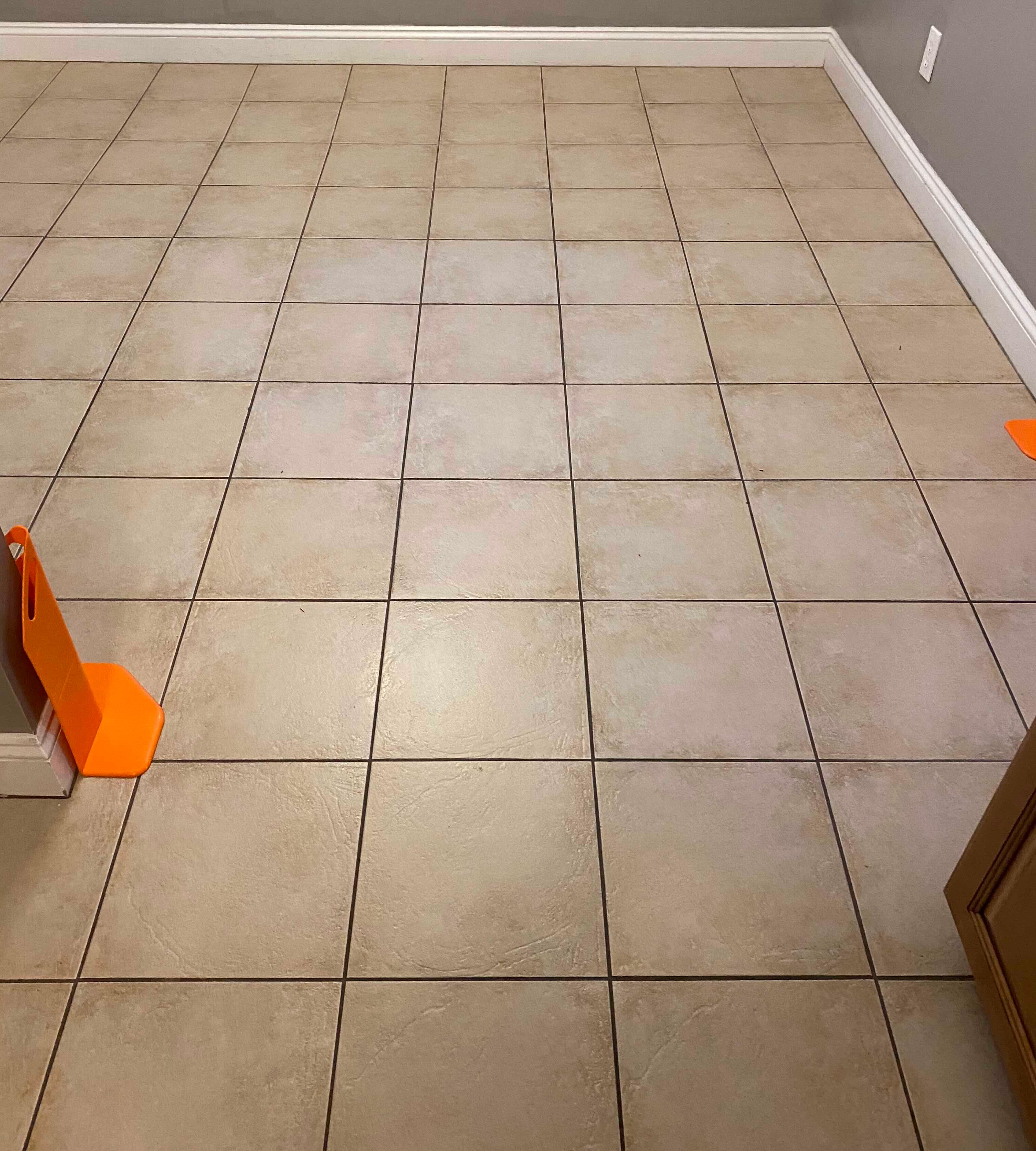 Floor Cleaning/Polishing/Waxing Project