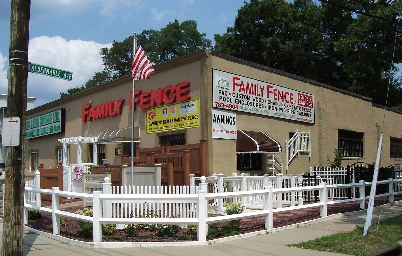 Family Fence logo
