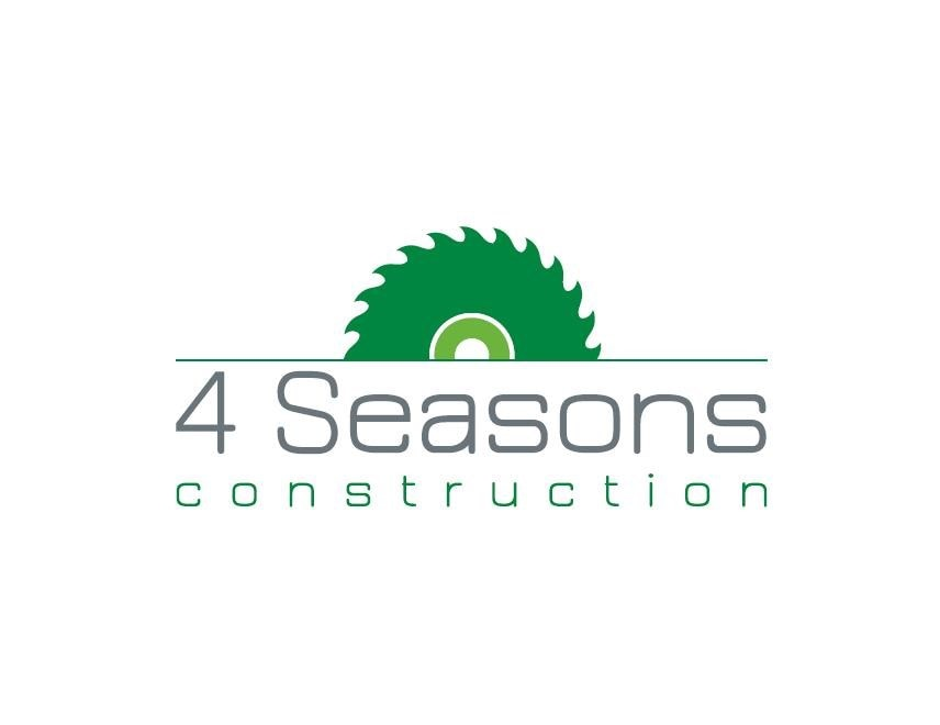 4 Seasons Construction logo