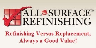 All Surface Refinishing logo