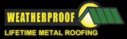 WeatherProof Inc Metal Roofing logo