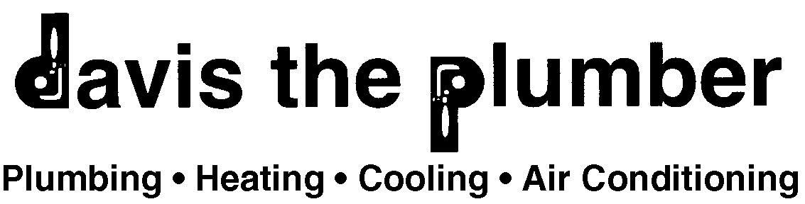 Davis The Plumber logo