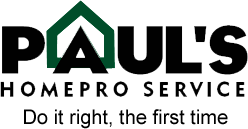 Paul's Home Pro Service LLC logo