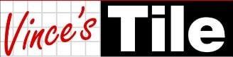 VINCE'S TILE logo