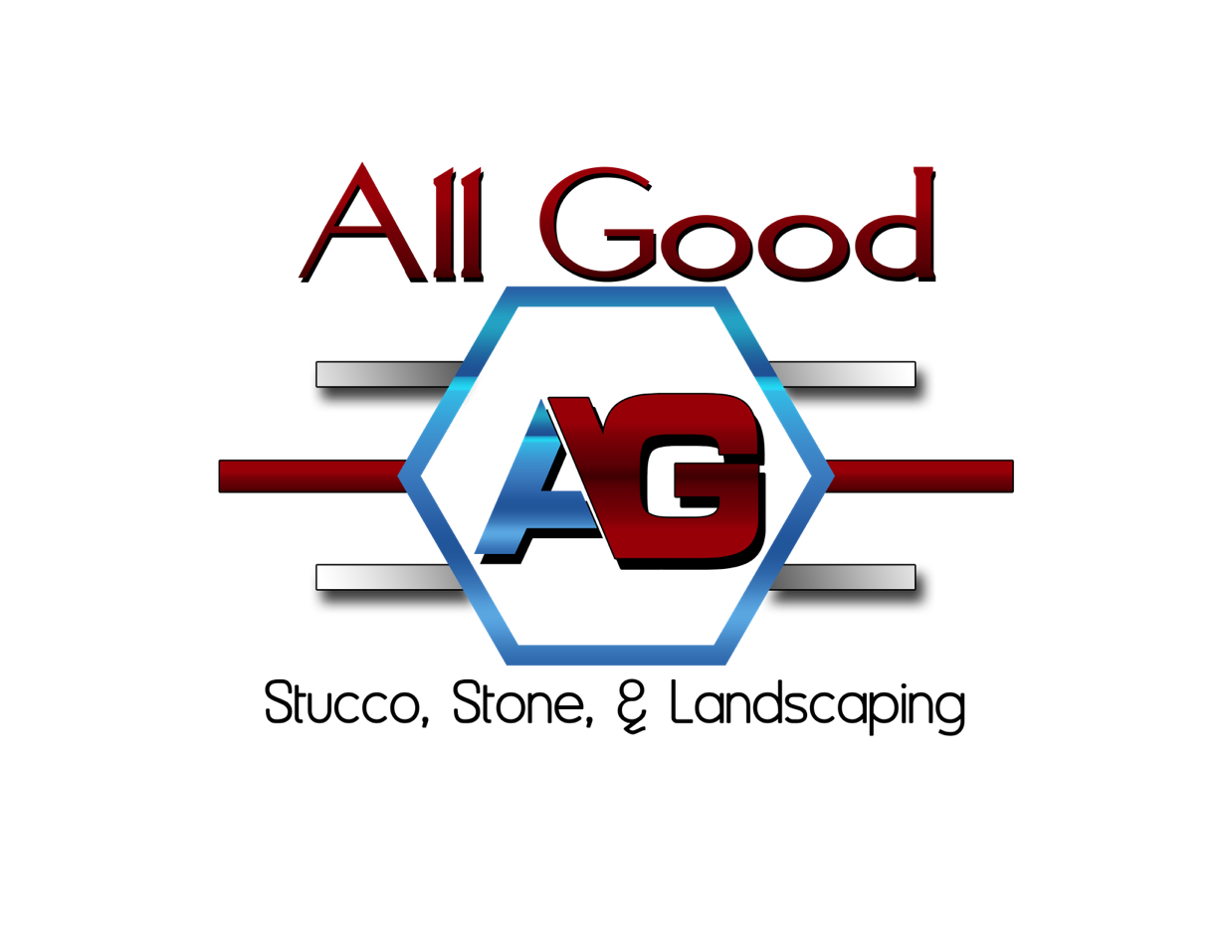 All Good Stucco, Stone & Landscaping logo