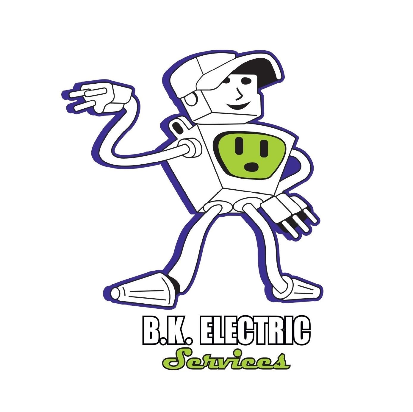 B.K. Electric Services logo