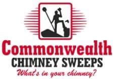 Commonwealth Chimney Sweeps logo