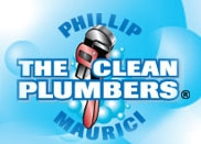 The Clean Plumbers - Phillip Maurici logo