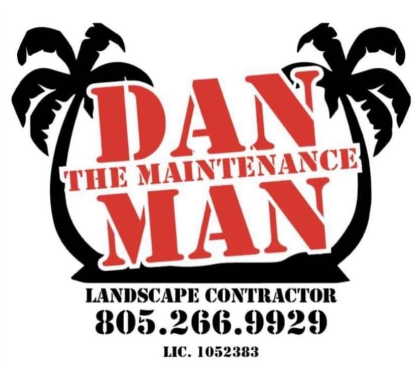 Dan the Maintenance Man  logo