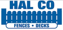 Hal Co Fence and Deck logo