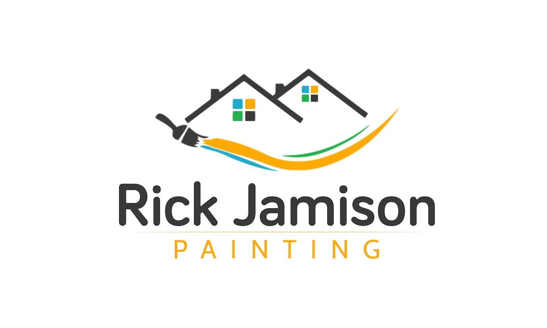 Rick Jamison Painting logo