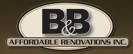B & B AFFORDABLE RENOVATIONS INC logo