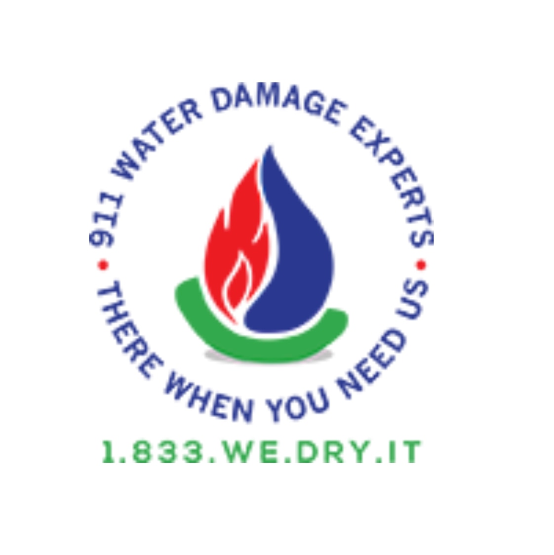 911 Water Damage Experts of Ohio LLC. logo